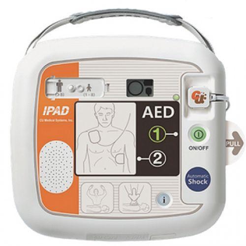 CU Medical Systems iPAD SP1 Fully Automatic Defibrillator 5063470