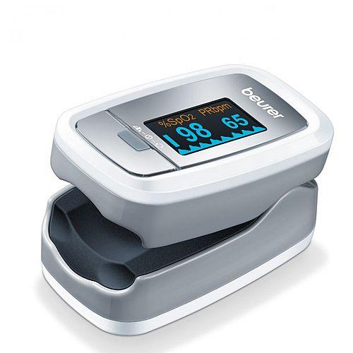 Beurer PO30 SpO2 Monitor Fingertip Pulse Oximeter 6001029