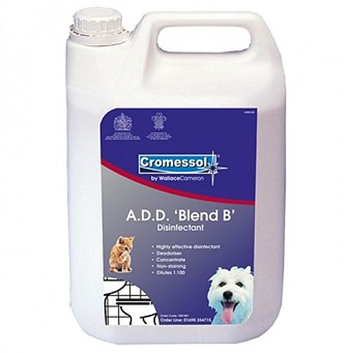 Air Deodorising Disinfectant A.D.D. Blend B