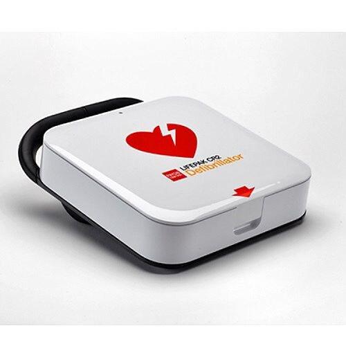 LIFEPAK CR2 Semi-Automatic AED Defibrillator with Wi-Fi