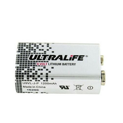 Defibtech Lifeline AED 9v Lithium Battery For LED