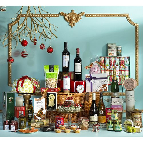 The Gourmet Christmas Hamper