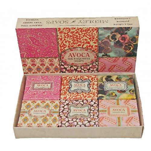 Medley Of Avoca Soaps Gift Set