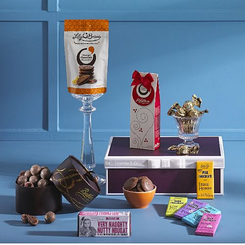 The Grown Up Chocolate Gift Box