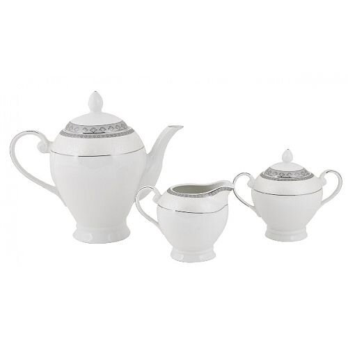 Tipperary Crystal Merrion Collection 3 Tea Set