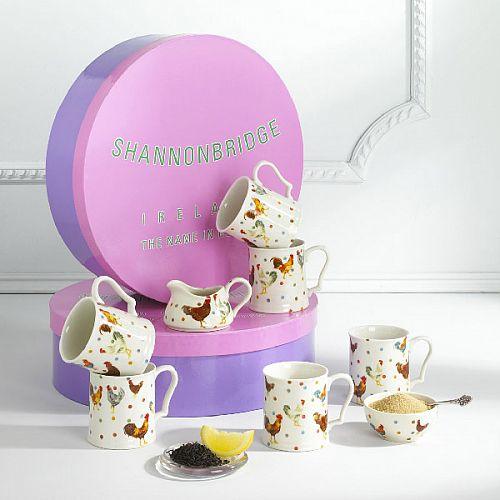 Shannonbridge Pottery Gift Set