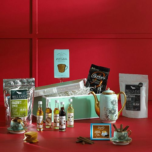 The Barista Coffee Gift Box