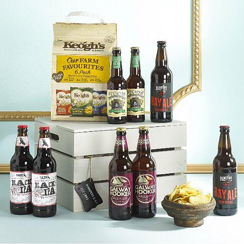 The Irish Craft Beer Gift Crate