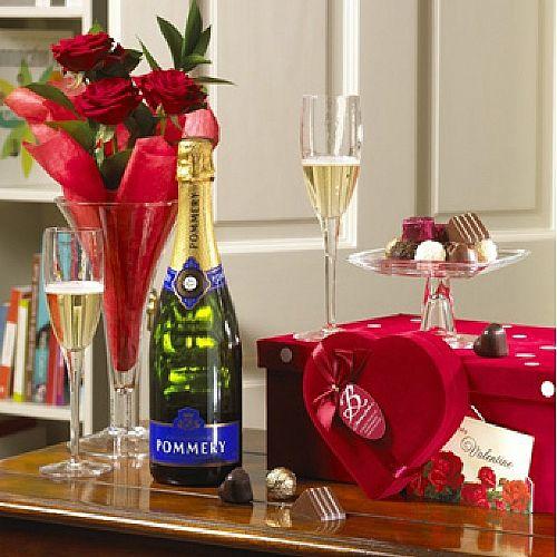 Celebration Of Romance Valentine Gift Hamper
