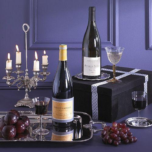 French Wine Gift Box