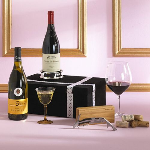 The Wine Accessories Giftbox