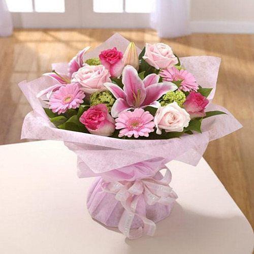 New Princess Fresh Flower Bouquet