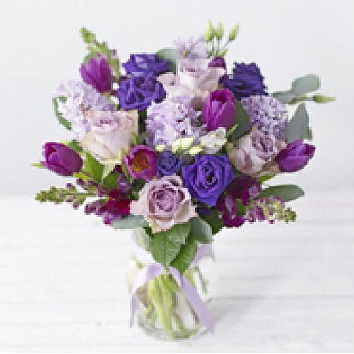 Perfect Harmony Flower Bouquet