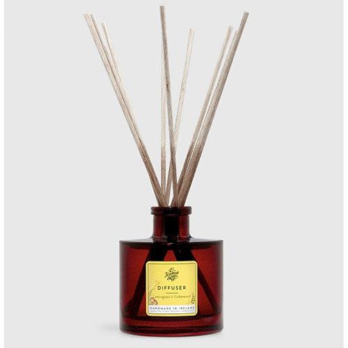 The Handmade Soap Company Reed Diffuser - Lemongrass &Cedarwood