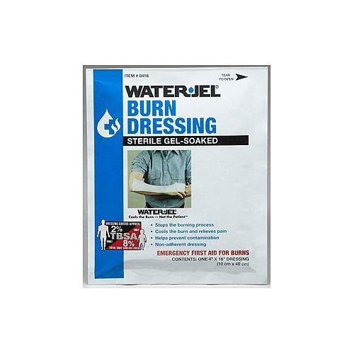 Water-Jel Sterile Burn Dressing 10cm x 10cm