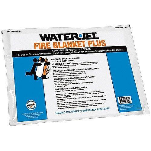 Water-Jel Burn Wrap 91.4cm x 76.2cm in Pouch