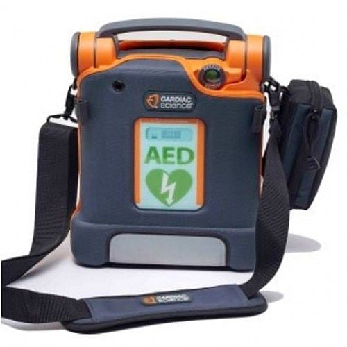 Cardiac Science Powerheart G5 AED Defibrillator Carry Case