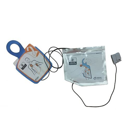 Cardiac Science Powerheart G5 AED Training Pads with CPR Feedback Device