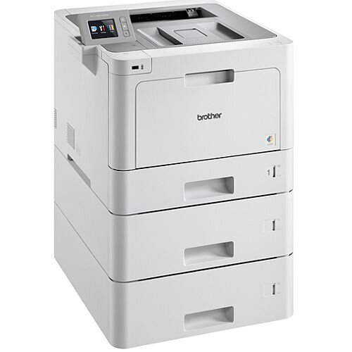 Brother HL-L9310CDWTT Duplex Wireless Network with 3 Cassettes A4 Colour Laser Printer