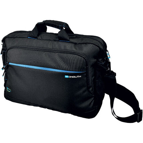 Monolith Blue Line 15.6 Inch Laptop Hybrid Briefcase/Backpack 3313