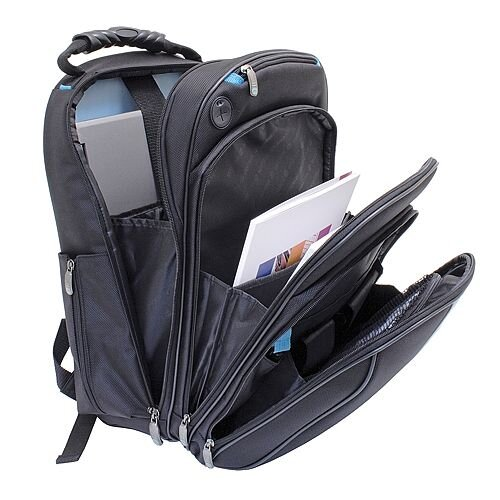 Monolith Forward Executive Laptop Backpack Black