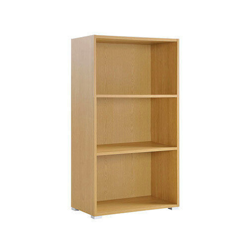Medium Bookcase Beech HOMBCB