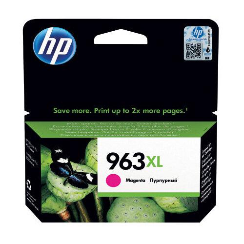 HP 963XL Original Ink Cartridge HY Magenta 3JA28AE
