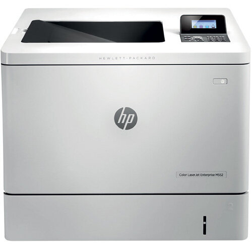 HP Color Laserjet Enterprise M552DN Printer B5L23A