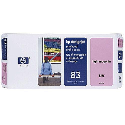 Hewlett Packard No 83 UV Light Magenta Printhead C4965A