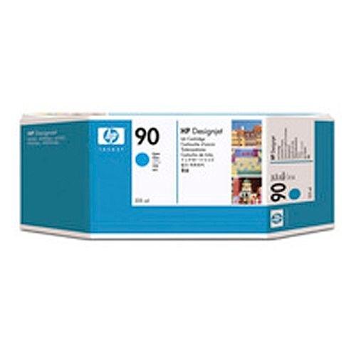 Hewlett Packard No90 Inkjet Cartridge 225ml Cyan C5060A