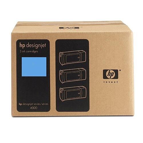 Hewlett Packard No90 Inkjet Cartridge Cyan C5083A