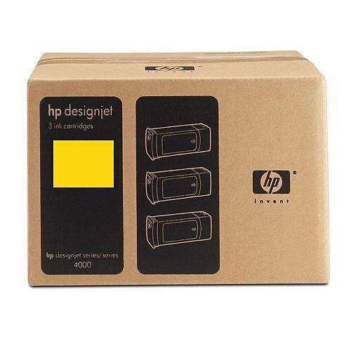 Hewlett Packard No90 Inkjet Cartridge Yellow C5085A