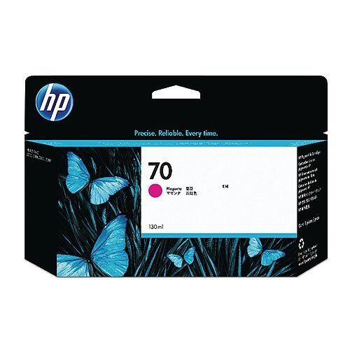 HP 70 Magenta Inkjet Cartridge C9453A