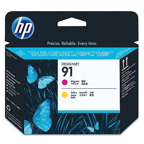 Hewlett Packard No 91 Magenta/Yellow Printhead C9461A