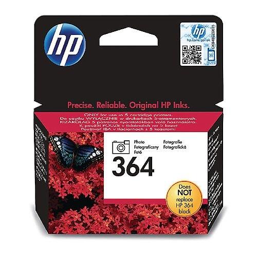 HP 364 Photo Black Ink Cartridge Vivera CB317EE