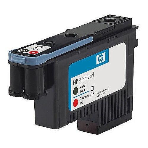 Hewlett Packard No 73 Matte Black/Red Printhead CD949A
