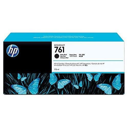 Hewlett Packard No761 Design Jet Inkjet Cartridge 775ml Matte Black CM997A