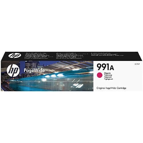 HP 991A (M0J78AE) Magenta Original PageWide Cartridge