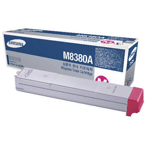 Samsung CLX-M8385A Magenta Toner Cartridge SU596A