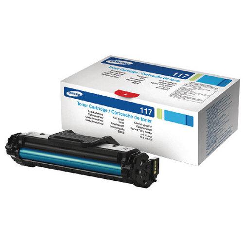Samsung MLT-D117S Black Standard Yield Toner Cartridge SU852A