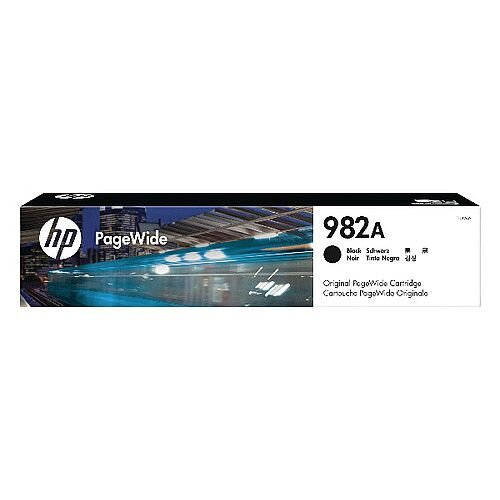 HP 982A Black Original PageWide Cartridge T0B26A