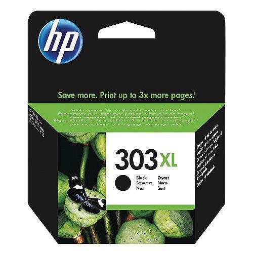 HP Original 303XL HY Black Ink Cartridge T6N04AE
