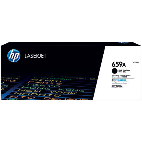 HP 659A Original LaserJet Toner Cartridge Black W2010A