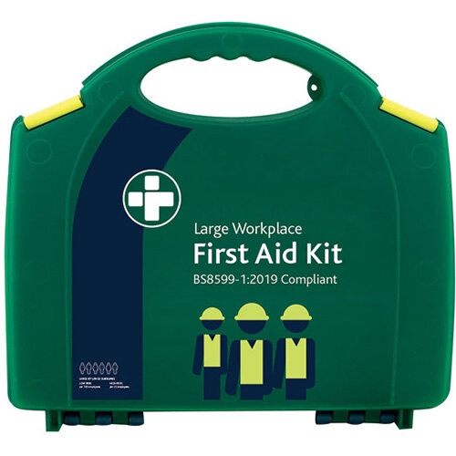 Reliance Medical Large Workplace First Aid Kit BS8599-1 348