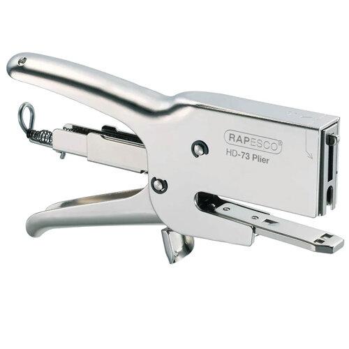 Rapesco HD-73 Heavy Duty Plier Silver 1169