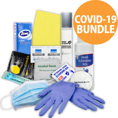 Personal Protection Covid-19 Pack
