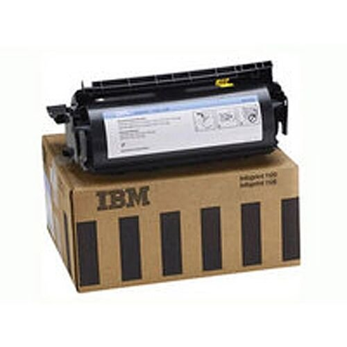 Infoprint 1120 High Yield Return Programme Toner Cartridge Black 28P2494