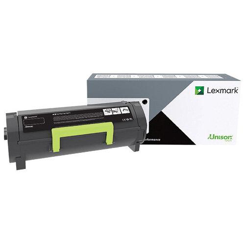 Lexmark Black High Yield Return Program Toner Cartridge B242H00