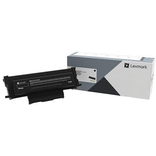 Lexmark Black Return Programme Toner Cartridge B222000