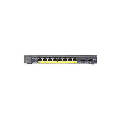 Netgear ProSafe GS110TP 8 Ports Manageable Ethernet Switch 2